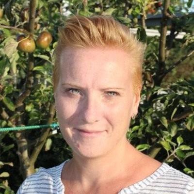 Medarbetarbild på Josefine Wilén