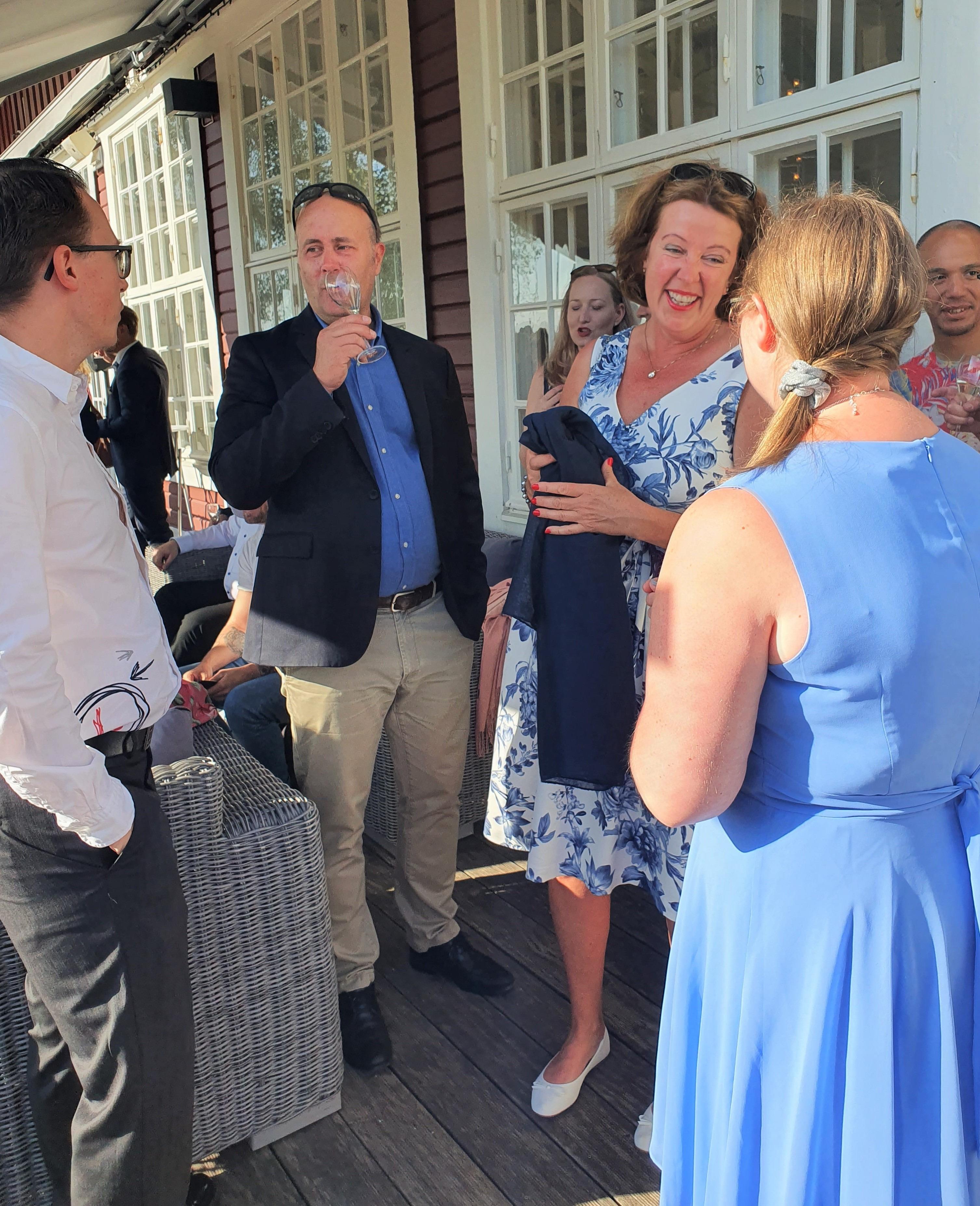 Sommarfest 2019 på Elicit, 20-årsjubileum