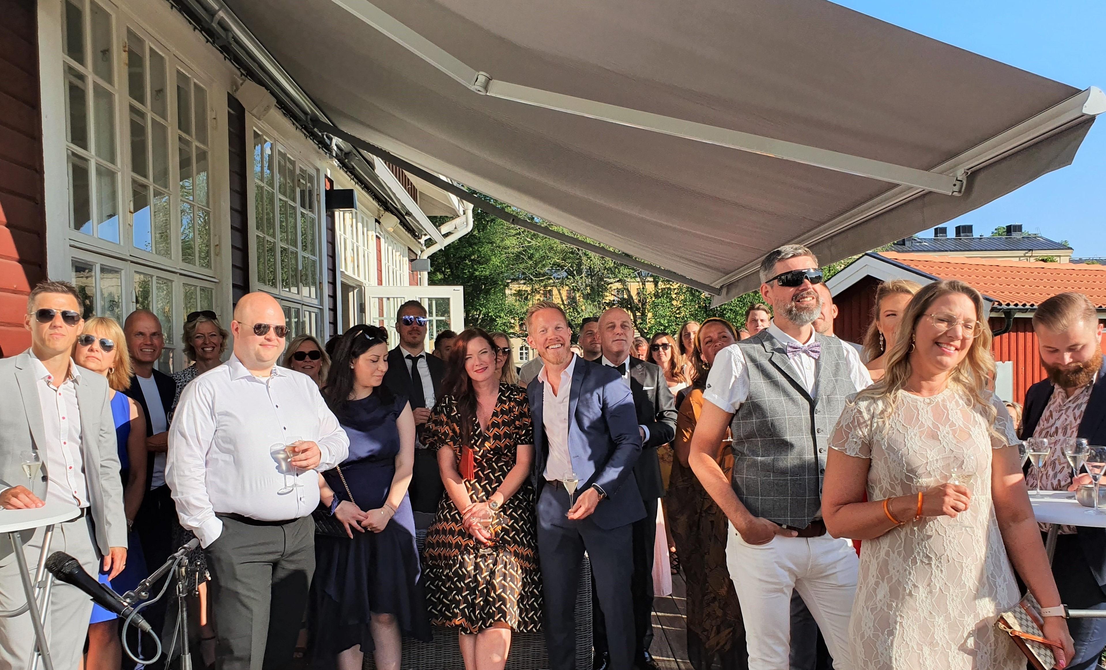 Sommarfest på Elicit, 2019, 20-årsjubileum