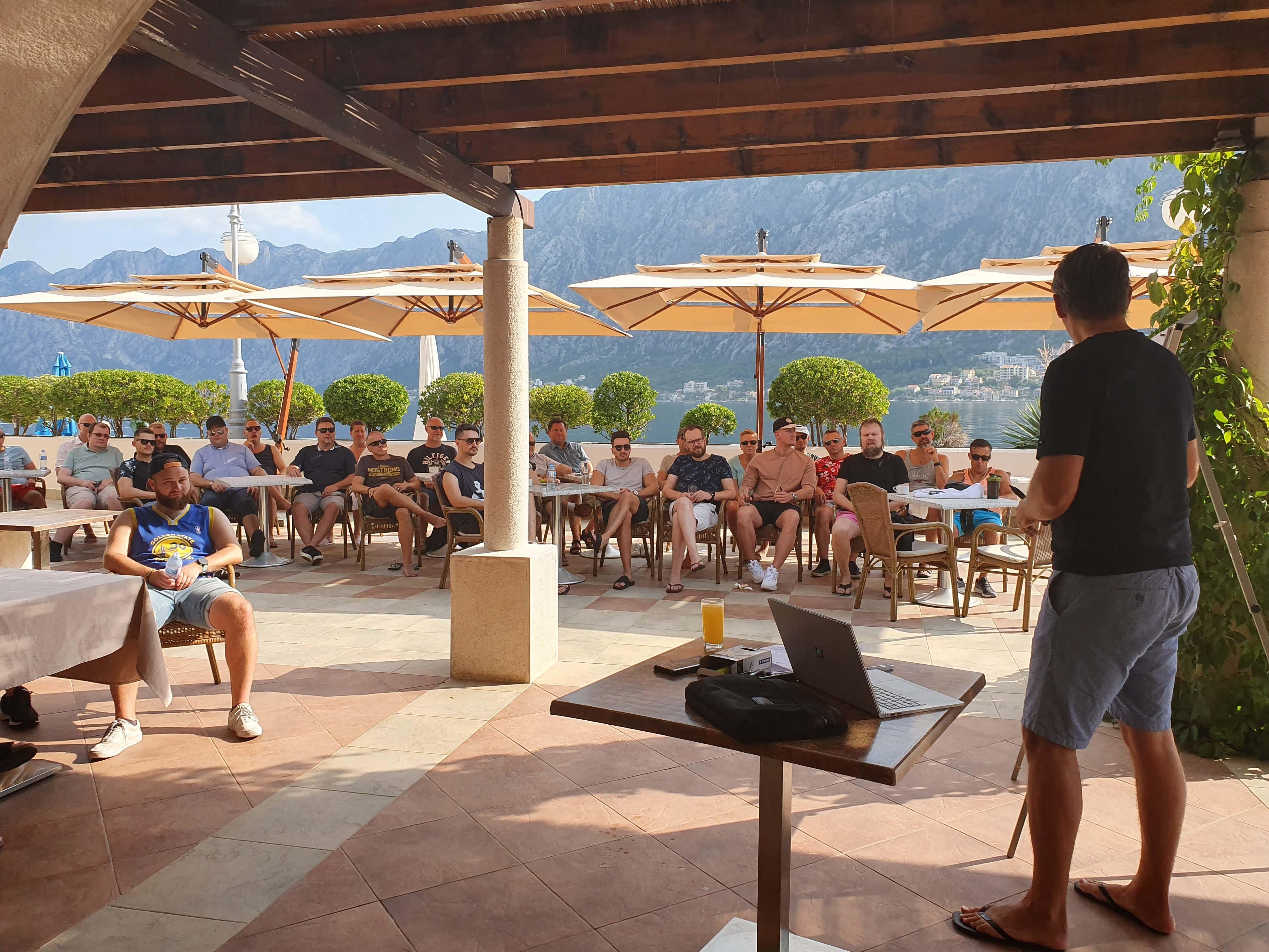 Montenegro konferens Elicit